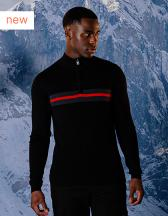 Unite Us 1/4 Zip Knitted Sweater