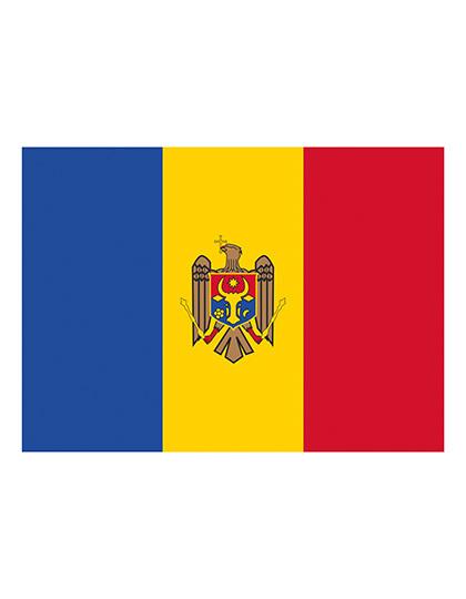 Fahne Moldawien
